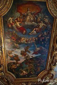 ティントレット『ヴェネツィア称揚』(1584年)