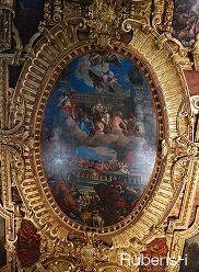 パオロ・ヴェロネーゼ『ヴェネツィア礼賛』(1585年)