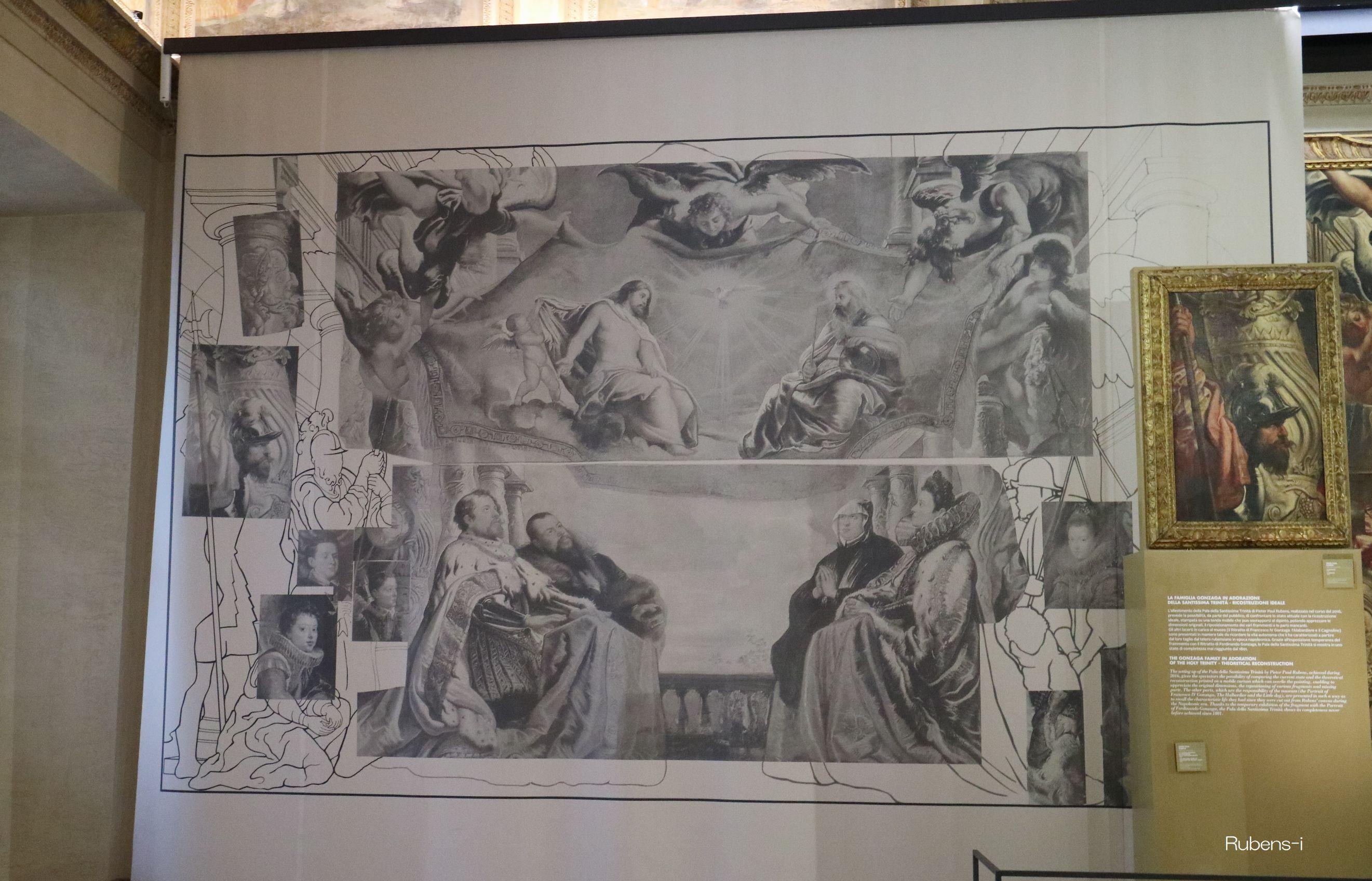 はぎとられる前の祭壇画