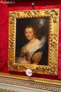 ルーベンスの描いた肖像画