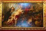 ルーベンス「戦争の惨禍」パラディ―ナ美術館