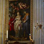 ルーベンス『聖ドミティラ、聖ネレウス、聖アキレウス』
