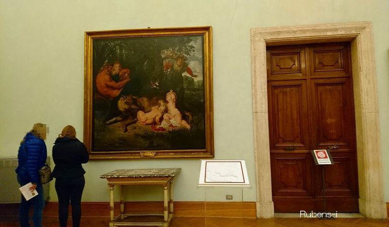 ルーベンス『ロムルスとレムス』カピトリーノ美術館