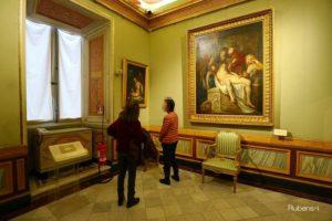 ボルゲーゼ美術館 第18窒