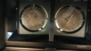 ルーベンスの時代のジェノヴァのコイン
