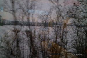 ミラノはシベリア寒気団で大雪に見舞われた