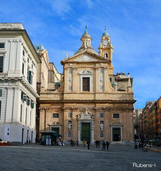 サンタンブロジオ聖堂
