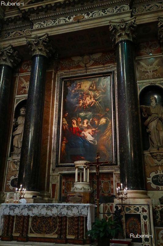ルーベンス『キリストの割礼』