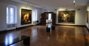 ルーベンスの部屋(ドイツ語のwikipediaより Oberes_Schloss_(Siegen)#Siegerlandmuseum)