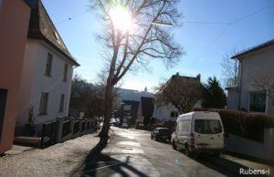Siegenの住宅街