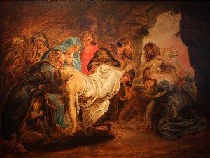 Grablegung Christi(Sigerlandmuseum in OberenShlossサイトより)