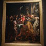 ルーベンス「最後の晩餐」ブレラ美術館