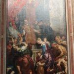 ルーベンス「聖イグナチオ デ ロヨーラ 取りつかれた人々」サンタンブロジオ エ アンドレア聖堂