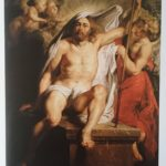 ルーベンス「復活のキリスト」パラディーナ美術館