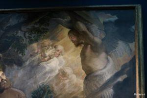 ルーベンス「ルーベンス「聖フランシスのスチグマータ(聖痕)」1616年