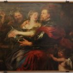 ルーベンス「ヴィーナスとマルス」白の宮殿 ジェノヴァ