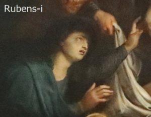 キリスト降架 マリア