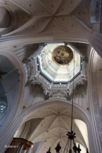 聖母大聖堂天井