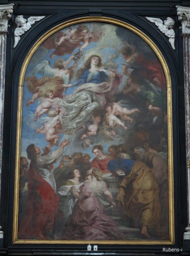 聖母大聖堂『マリア被昇天』