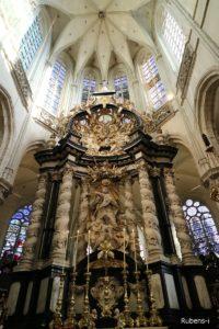 聖ヤコブ教会主祭壇